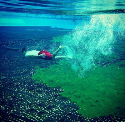 kolam renang muncul salatiga