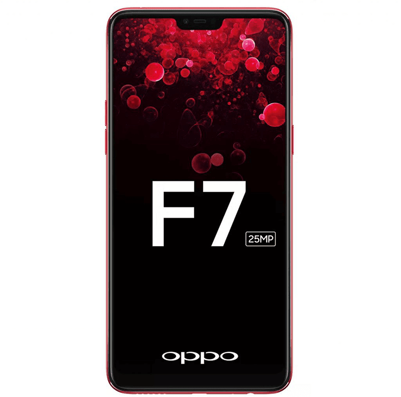 OPPO F7 with full screen notch design and 25MP camera to launch soon!