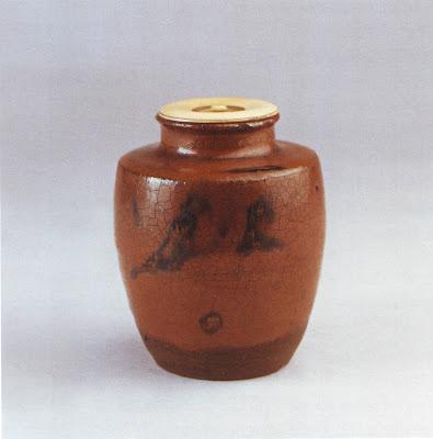 grès japonais ancien