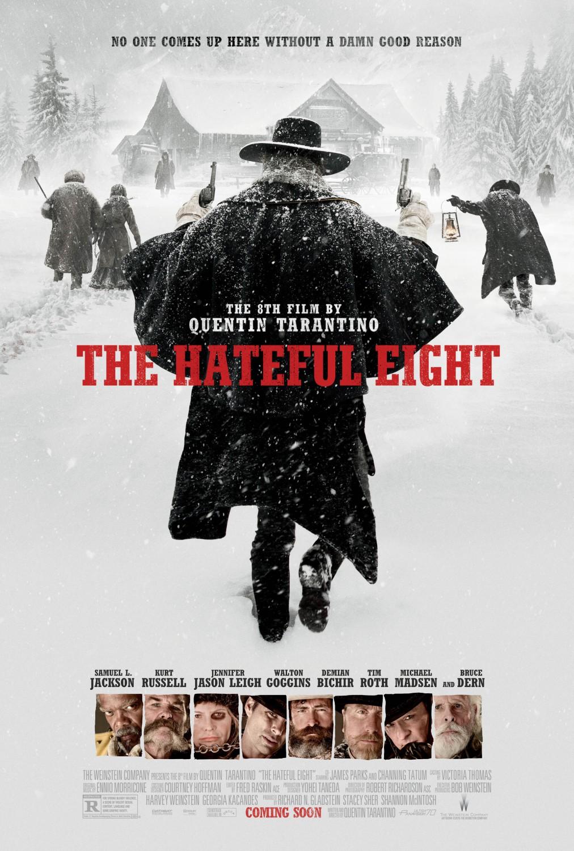 Nonton Film The Hateful Eight (2015)