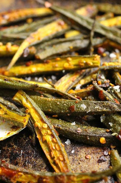 cuire les okras sans eau