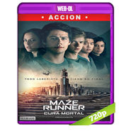 Maze Runner: La cura mortal (2018) WEB-DL 720p Audio Ingles Subt.