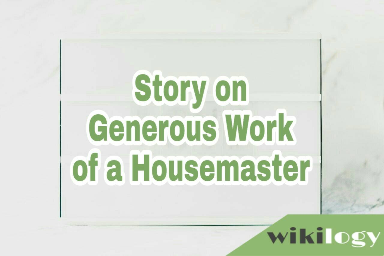 the cruelty of a housemistress completing story
