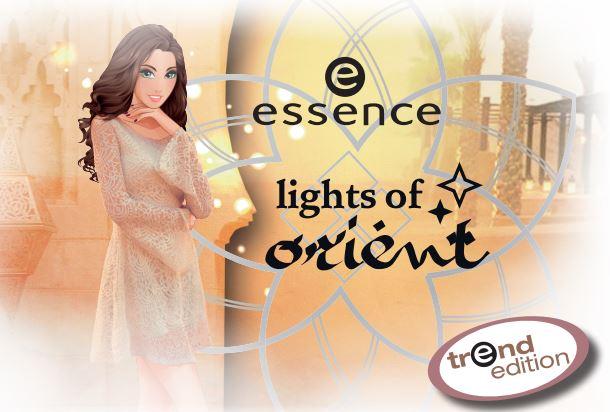 limited edition Essence Lights of Orient