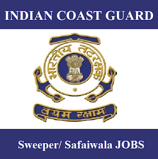 Indian Coast Guard, Ministry of defence, Indian Coast Guard, freejobalert, Sarkari Naukri, Indian Coast Guard Admit Card, Admit Card, indian coast  guard logo