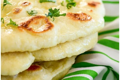 Naan Bread Recipe