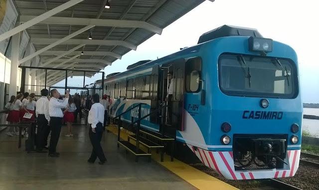 Tren Garupá – Posadas : Solo esperan la decisión de las autoridades para empezar