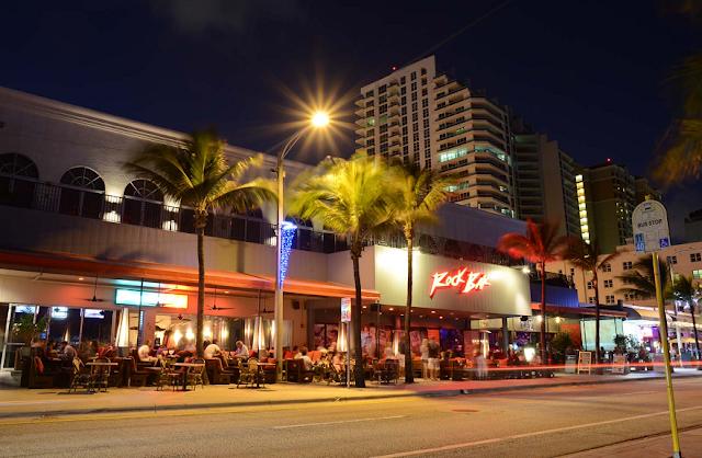 Noite em Fort Lauderdale