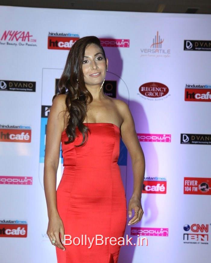 Monica Dogra, Mumbai's Most Stylish Awards 2015 Full Photo Gallery