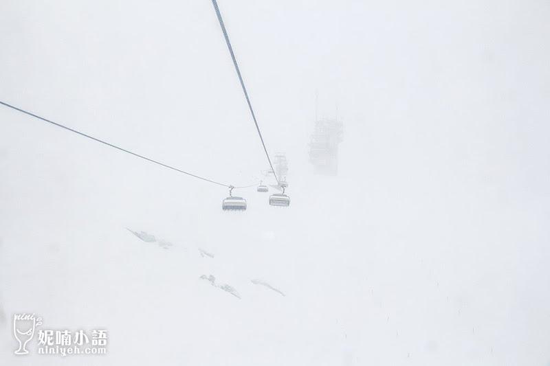 【坐火車遊瑞士】鐵力士山 Mt.Titlis。全球首座 360 度高空旋轉纜車路線