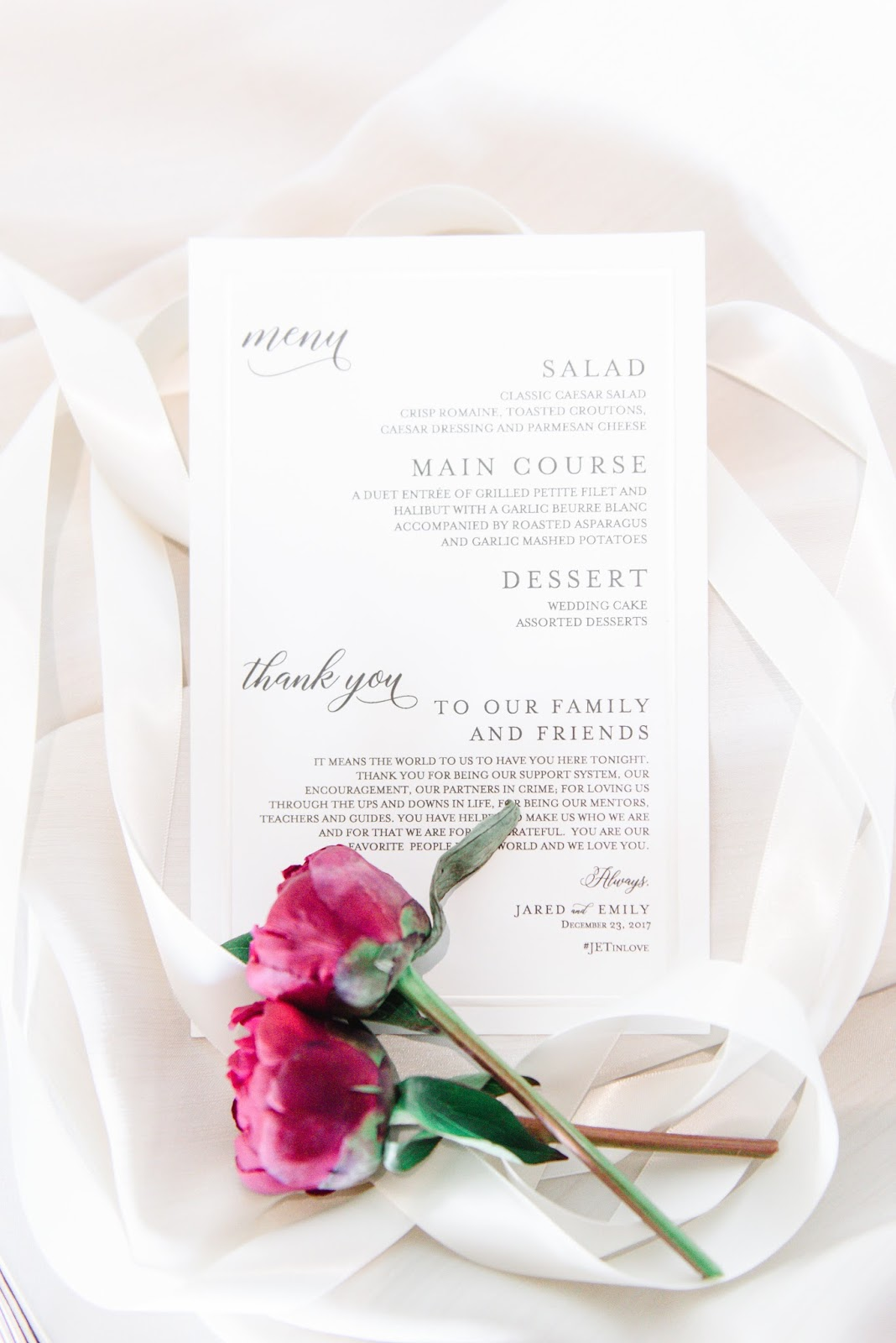 Our Wedding: Reception Details | Emily Kathleen Taylor