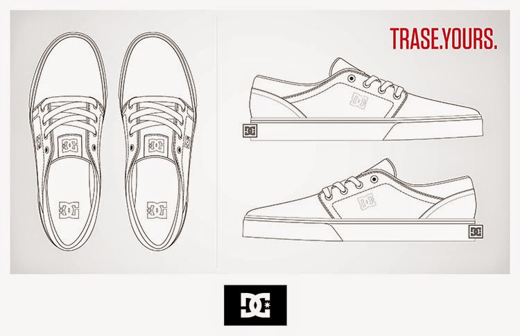 Convocatoria: Diseña para DC Shoes
