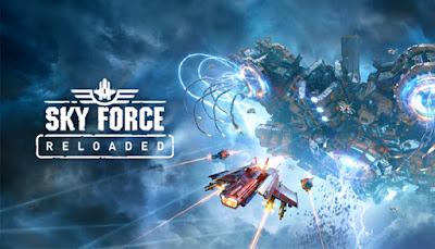 Sky Force Reloaded Apk + Data (Stars / Full) Offline
