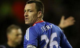 Chelsea vs Manchester United: John Terry Siap Dimainkan