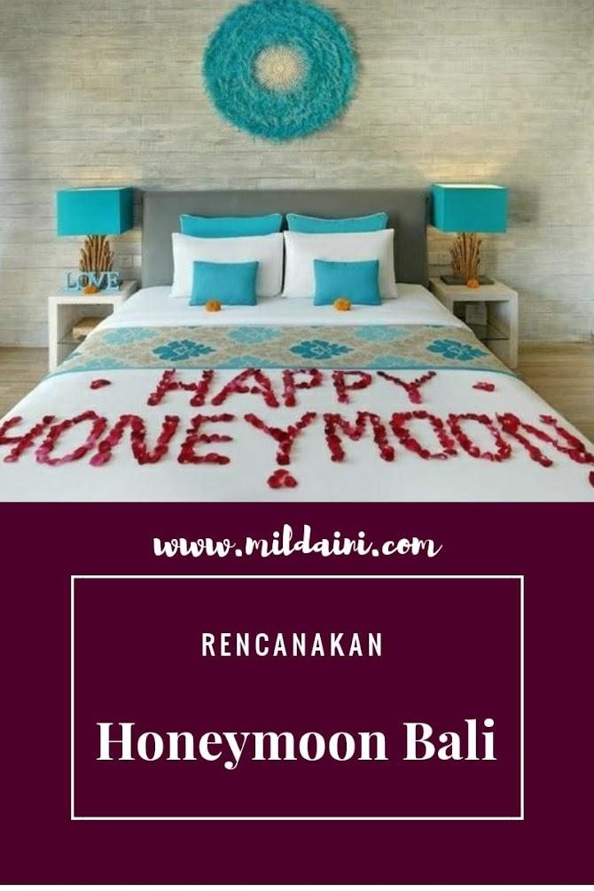 Beberapa Pilihan Tempat  Honeymoon di  Bali Dengan Budget Terjangkau