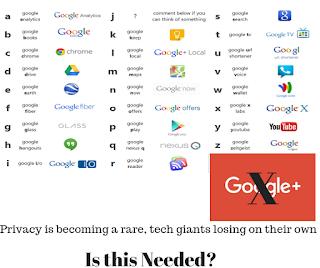 Google's Big buck, sucks google plus...yet another privacy scandal...