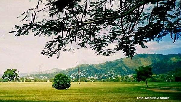 Queen's Park Savannah, Port of Spain, Trinidad e Tobago