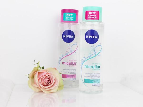 Nivea Micellar Shampoos