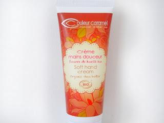 Crème mains douceur - Couleur Caramel
