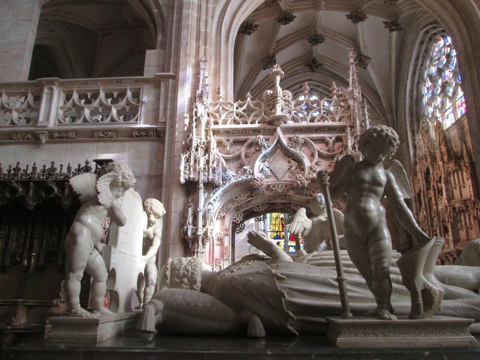 Resultado de imagen para Monasterio Real de Brou ermita