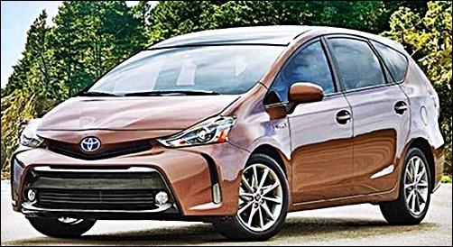 2018 Toyota Prius V Release Date Canada