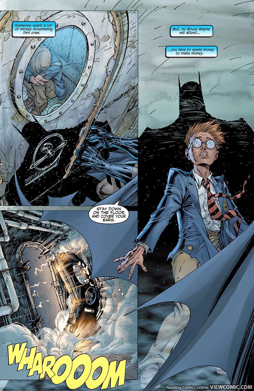 Batman Essentials – Batman – Hush 001 (2014) | Viewcomic