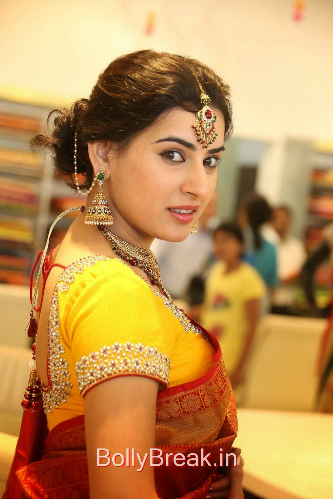 , Actress Archana Hot Pics from Trisha Boutique Wedding Collection Launch