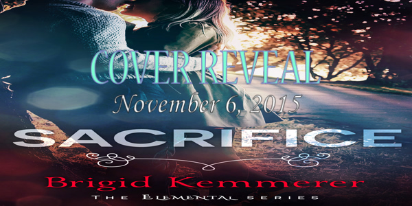 Cover Reveal: Sacrifice by Brigid Kemmerer
