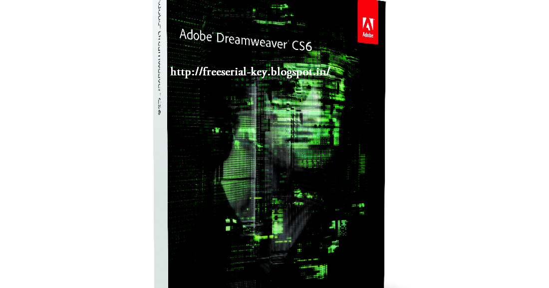 Software serial key activation key adobe dreamweaver for Templates for dreamweaver cs6