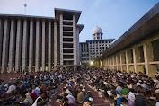 Masjid Istiqlal Siapkan 5.000 Paket Takjil dan Nasi Kotak Selama Ramadhan