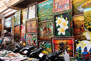 Pasar Seni Sukawati Ubud