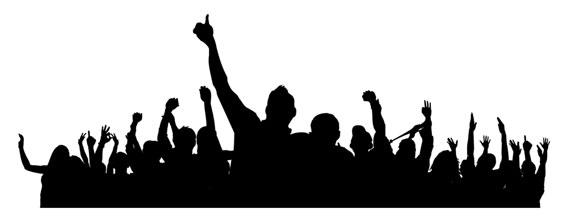 Multitud De Gente Silueta: GRUPO DE EXPERTOS EN TODO: NO EN MI NOMBRE