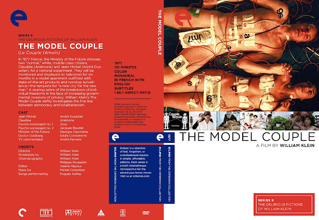 The Model Couple DVD Cover