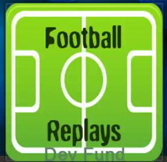 Football Replays Addon Kodi 18 Repo url - New Kodi Addons