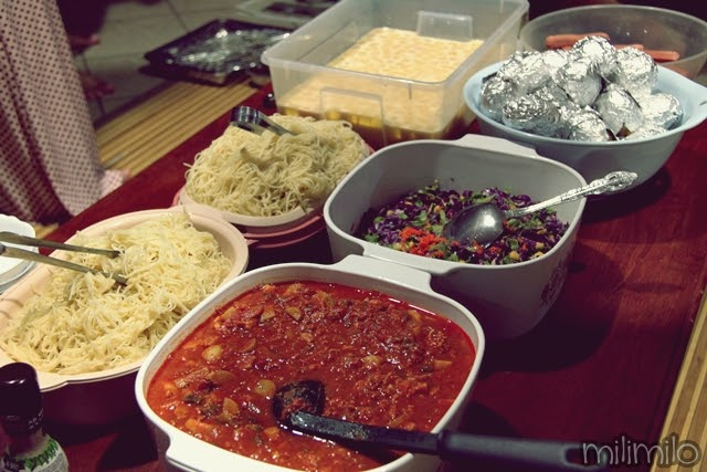 Diet, Pilih Nasi Atau Kentang?