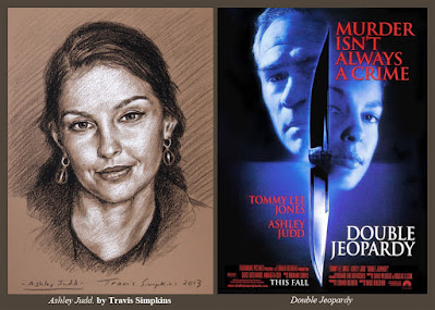 Ashley Judd. Actress. Double Jeopardy. by Travis Simpkins