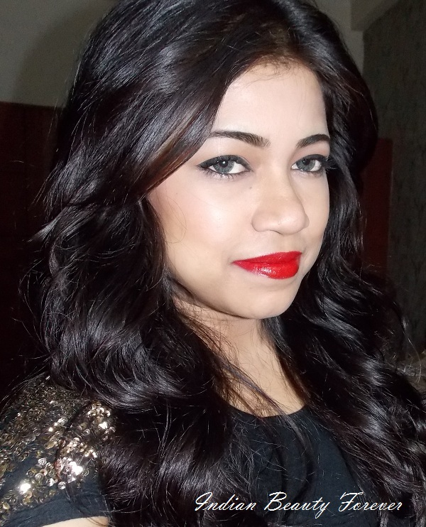 Aishwarya Rai inspired makeup Look pictures