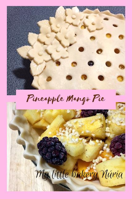 pinneaple-mango-pie, pay-de-mango-piña