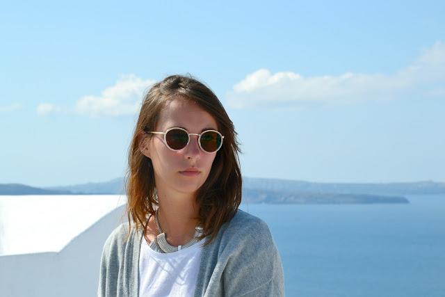 Voyage Santorin Gréce