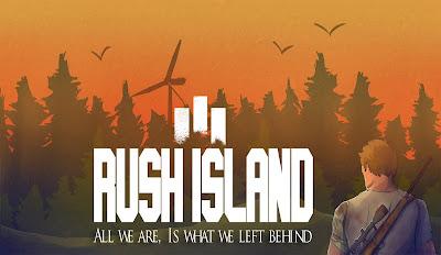 Rush Island - על ההתפתחויות האחרונות עם המשחק הישראלי החדש