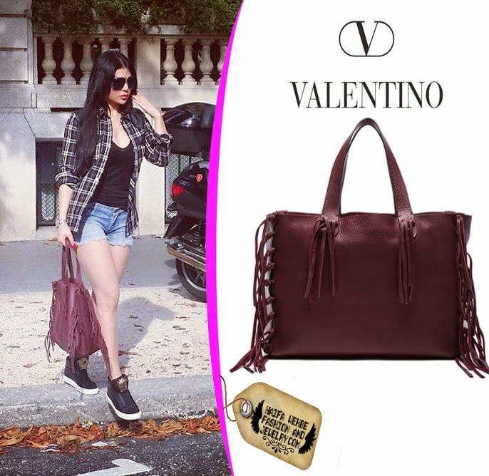 Haifa wehbe fashion and jewelry  September 2014 e66e75b8ac69b