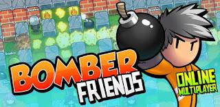 Bomber Friends Apk Mod Dinheiro Infinito