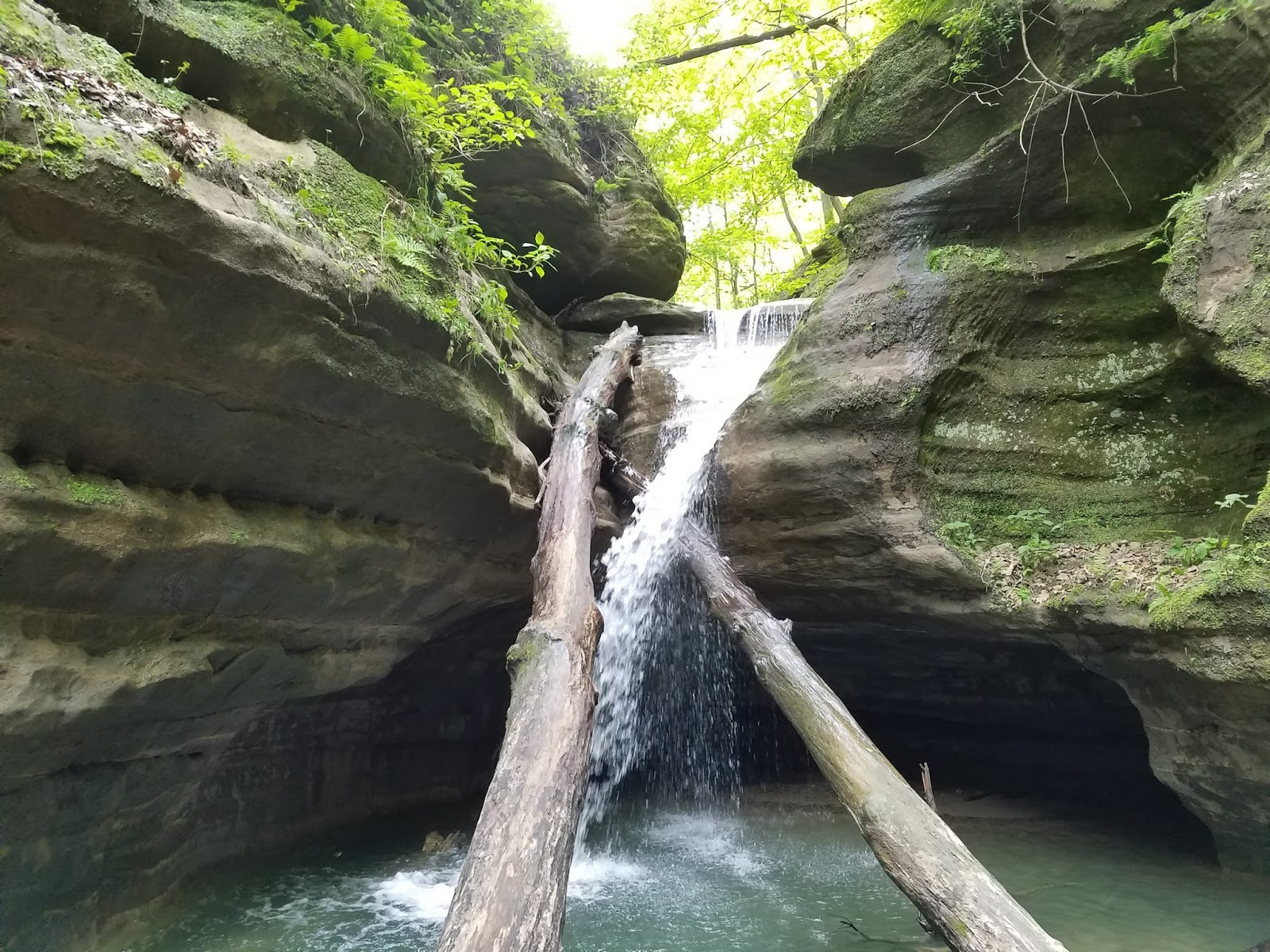 Matthiessen State Park An Illinois Located La Salle Ottawa And Peru