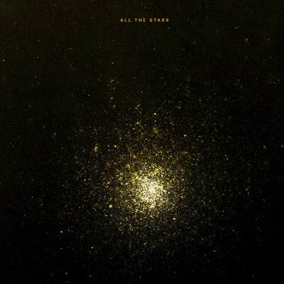 Kendrick Lamar & SZA - All the Stars - Single Cover