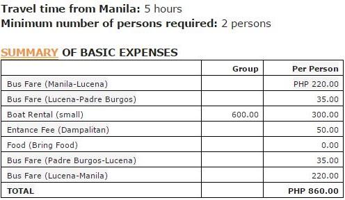 Seven Beaches Near Manila To Visit In Less Than A Thousand Pesos