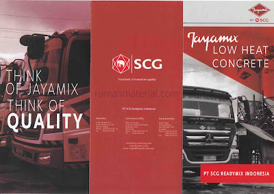 Jayamix Low Heat Concrete