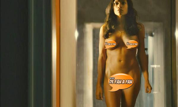 """Rosario Dawson desnuda en """"Trance"""" de Danny Boyle"""