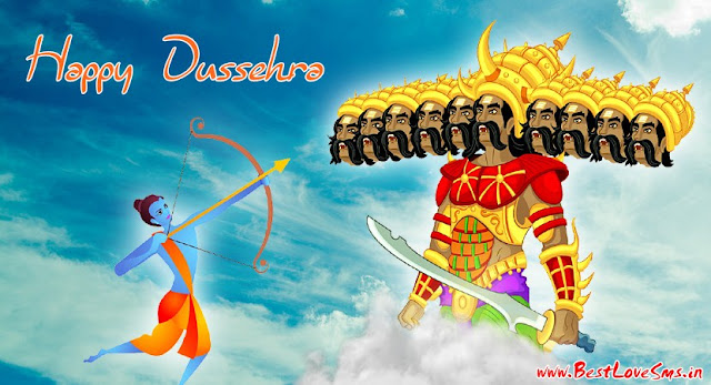 Happy Dussehra HD Wallpapers Free Download