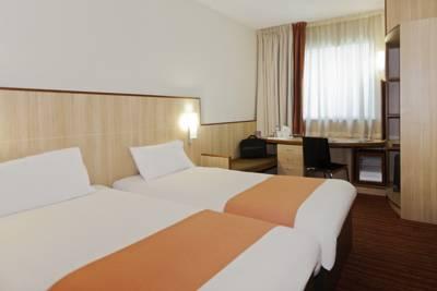 فندق ايبس البرشاء