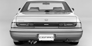 Eksterior Nissan Cefiro